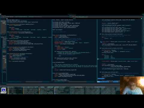 Media Center | Python/Django/JavaScript/ES6 Live Coding - Episode 2 (Pt 4)