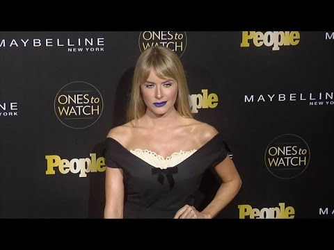Jenny Wade attends People's 2016