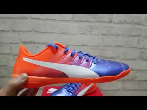 SEPATU FUTSAL PUMA EVOPOWER 4.3 IT - YouTube 5acc8930e8560