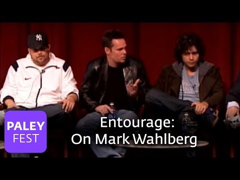Entourage - Kevin Dillon on Mark Wahlberg (PaleyFest 2006)