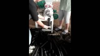 Оборудование для производить брикетов.Из Китай. HENGYI-MACHINE