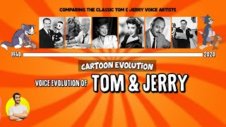Cartoon evolution #4.5 created as a companion video to my series of videos (specifically the one focusing on hanna-barbera and mgm's manic ...