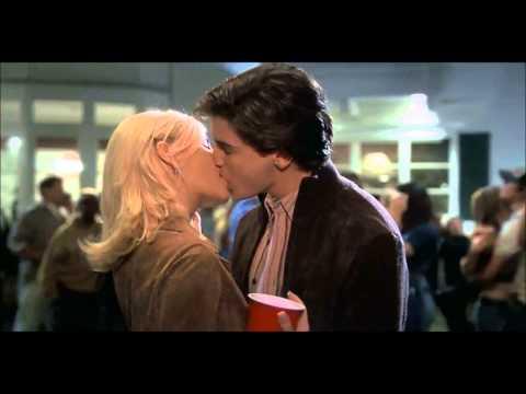 The Girl Next Door Party Kiss