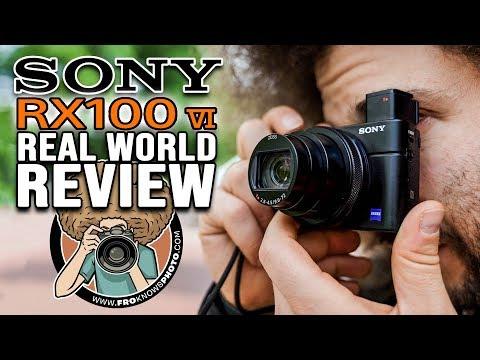 """Sony RX100 VI """"REAL WORLD REVIEW"""" (vs Sony RX100 V)"""