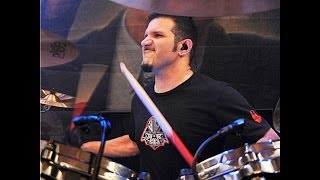 ANTHRAX's Charlie Benante Discusses Upcoming Anthrax Album, Songwriting & Metal Scene (2013)