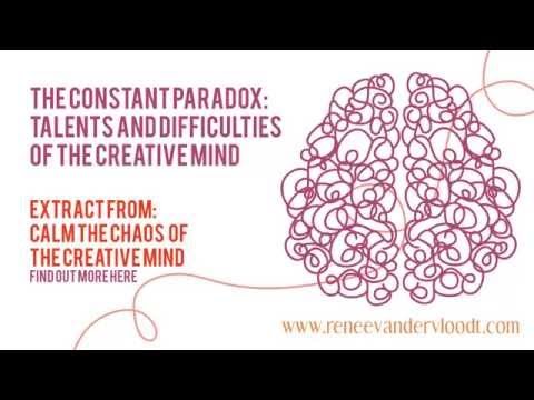 Creative Minds - The Constant Paradox of the Creative Mind (Audiobook Extract)