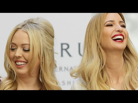The Truth Behind Ivanka and Tiffany Trump's Relationship