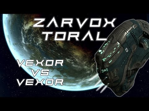 [Eve Online] Vexor vs Vexor - Epic Drone Boat Battle
