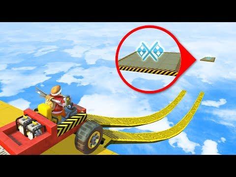 World Record JUMP CHALLENGE! - Scrap Mechanic