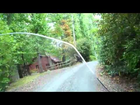 Blue Ridge Hideaway The Road To The Cabin Youtube