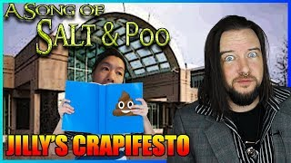 A Song of Salt & Poo 3 - Jilly's Crapifesto