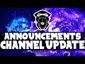 CHANNEL UPDATE - BETA STREAM! NEW INSTAGRAM!! DESTINY 2 + MORE!