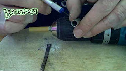"E-CIG TO PLATINUM ""BLING-CIG"" DIY VIDEO TUTORIAL (INCLUDING PLATINUM MOUTHPIECE!)"
