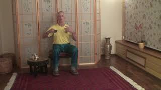 Болезнь Паркинсона специальная гимнастика сидя 4