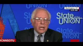 Bernie Sanders Incites A Red State Rebellion Against Trump