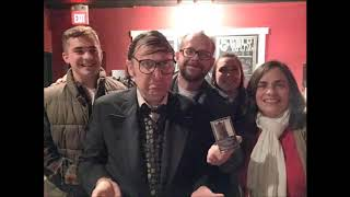 Neil Hamburger live in salem March 2nd 2015