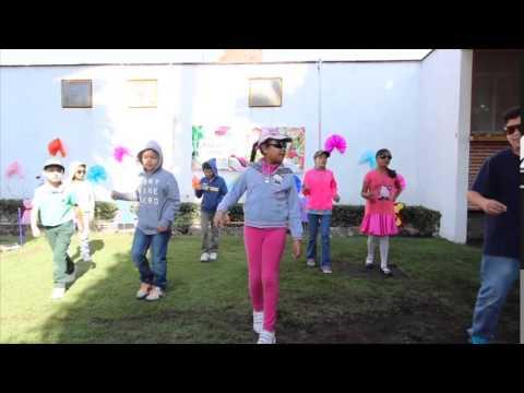 Colegio San Pedro.  4to de primaria.  Día de las madres