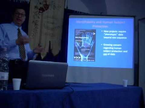 Jorge Contreras - The Genomics Data Sharing Paradigm: Legacy of the Human Genome Project
