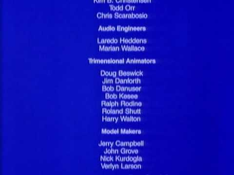 Gumby Ending Credits