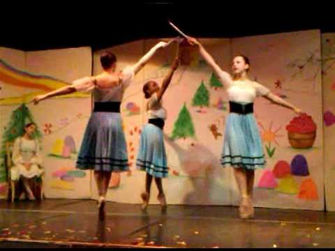 The Nutcracker - Flutes - Ballet Long Island