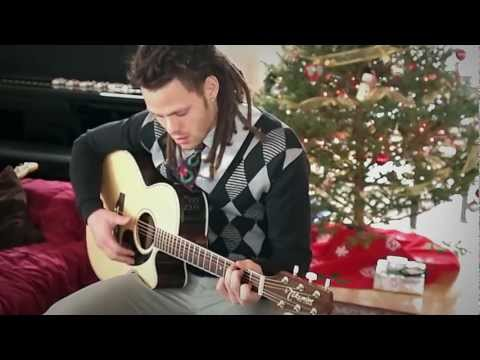 O Holy Night Cello and Acoustic Guitar Instrumental ft Isaac Tyler