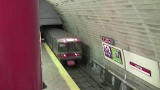 HD MBTA Red Line Porter Station