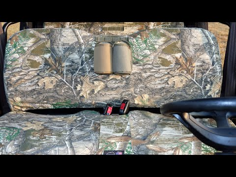 John Deere Heavy Duty Gator Front Bench Seat Cover