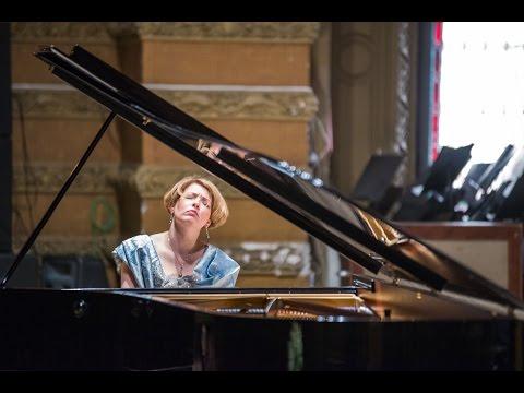 Mozart Piano Sonata No.12 (Adagio). Piano - Polina Osetinskaya