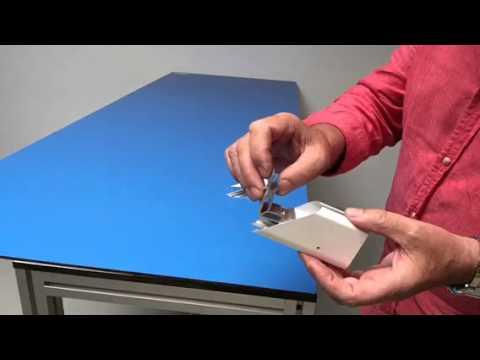 Tkandina anudal escuadras y uniones para sistemas for Uniones para perfiles cuadrados de aluminio