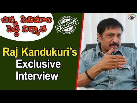 Producer Raj Kandukuri's Exclusive Interview @Spend With Celebrity || #WakeupIndia