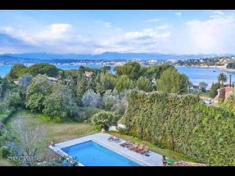 Private villas for rent in Cap d'Antibes Cote d'Azur
