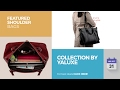 Collection By Yaluxe Featured Shoulder Bags