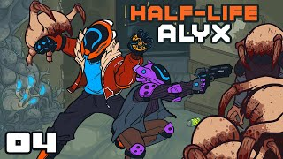 Spooktime, Engage! - Let's Play Half-Life Alyx - Oculus Rift S Gameplay Part 4