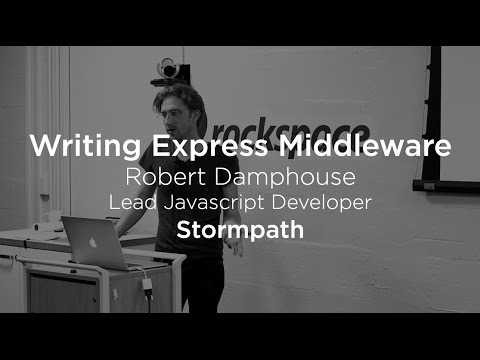 Writing Express Middleware