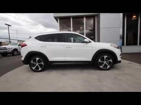 2016 Hyundai Tucson Sport Winter White Gu035048 Skagit County Mt Vernon You