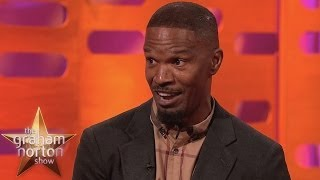 failzoom.com - Jamie Foxx Impersonates Tom Cruise - The Graham Norton Show