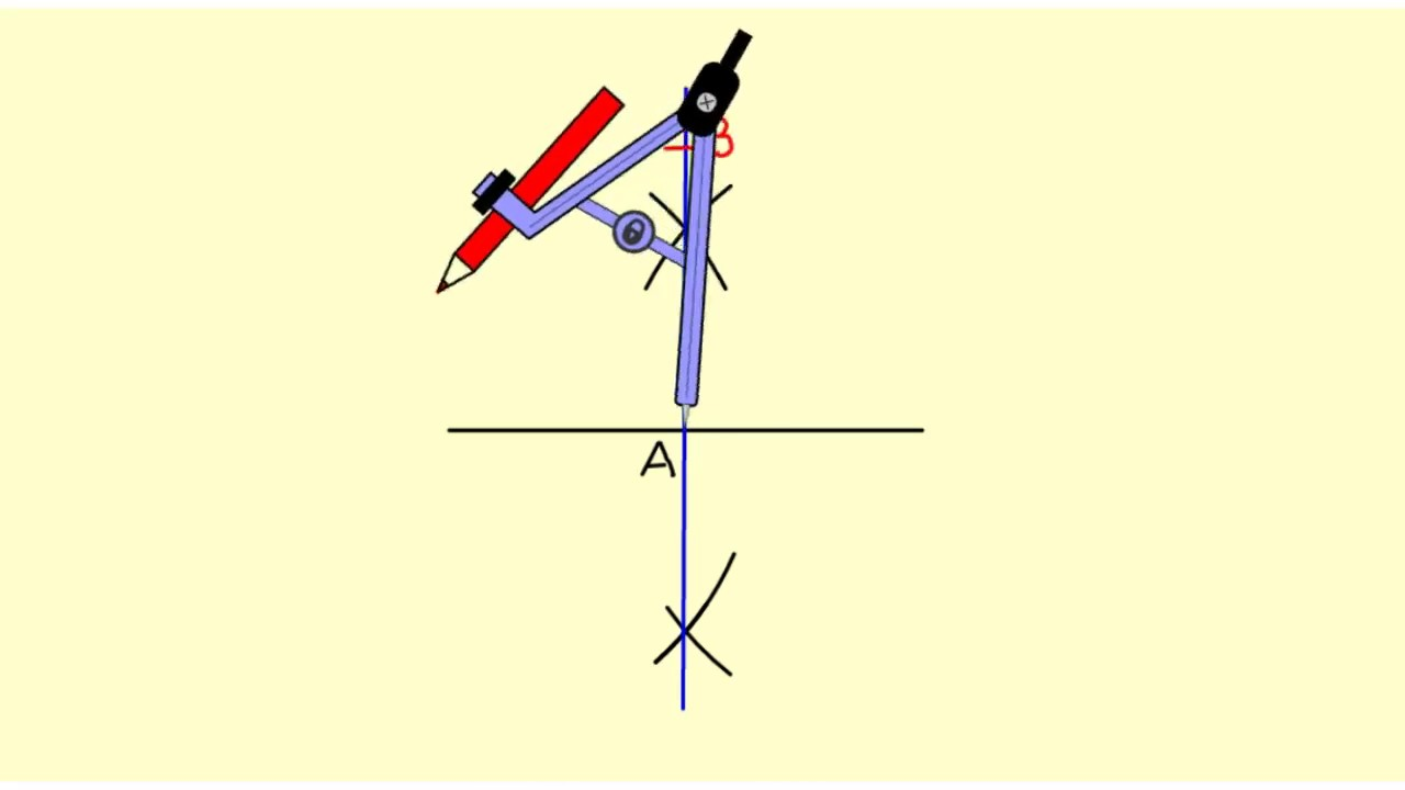 Construct a 150 Degree Angle - YouTube