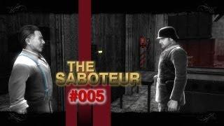 THE SABOTEUR - #005 SCHLACHTHAUS [AKT 1]  [German/Sächsisch]