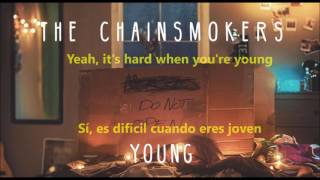 the-chainsmokers-young-english-espanol