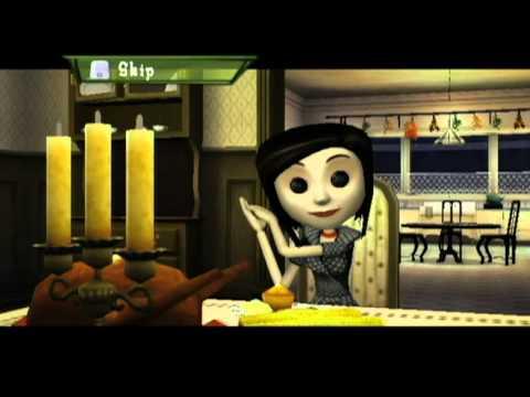 Amanda Troop In Coraline The Video Game Youtube