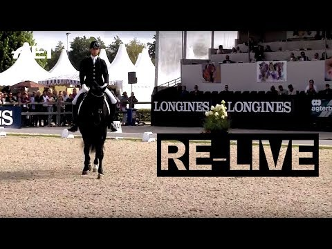 RE-LIVE | Dressage (6-yr-old Horses) | Longines FEI/WBFSH World Breeding Dressage Championships 2019