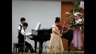 Mendelssohn Concerto (3)Mov
