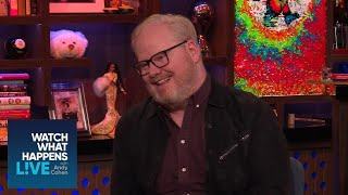 Jim Gaffigan Gives Andy Cohen Parenting Advice | WWHL