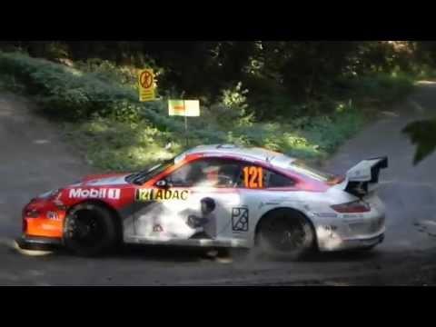 ADAC Rallye Deutschland 2011 - Timo Bernhard Porsche 911 GT3