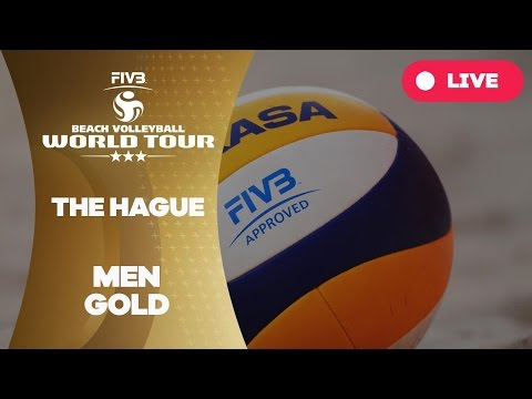 The Hague 3-Star 2017 - Men Gold - Beach Volleyball World To