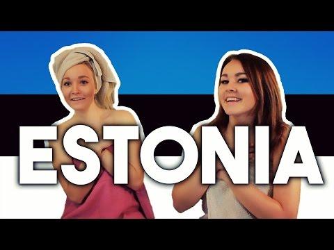 TYPICAL THINGS ABOUT ESTONIA | Chiara & Merili