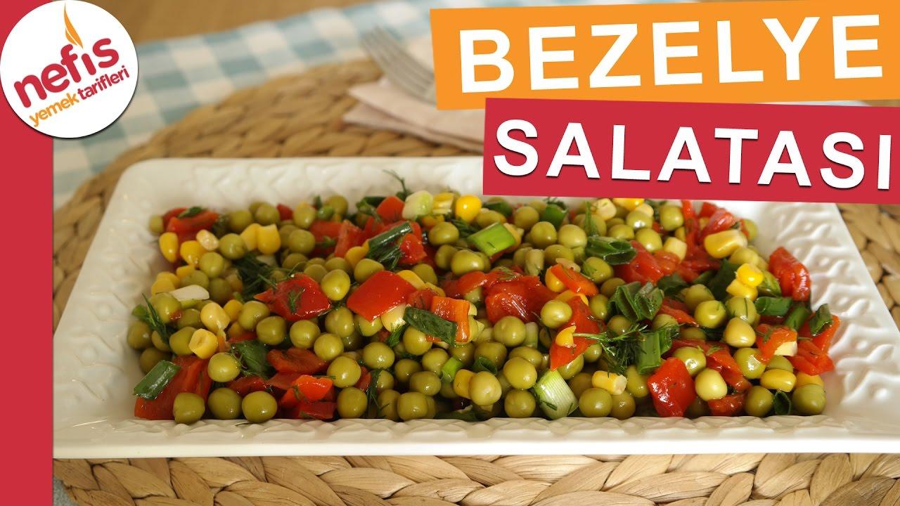 Otlu Bulgur Salatası Tarifi Videosu
