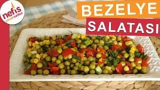 Bezelye Salatası - Salata Tarifleri - Nefis Yemek Tarifleri