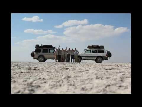 Makgadikgadi Pans Botswana June 2015