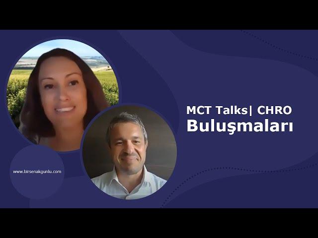 MCT Talks CHRO Buluşmaları